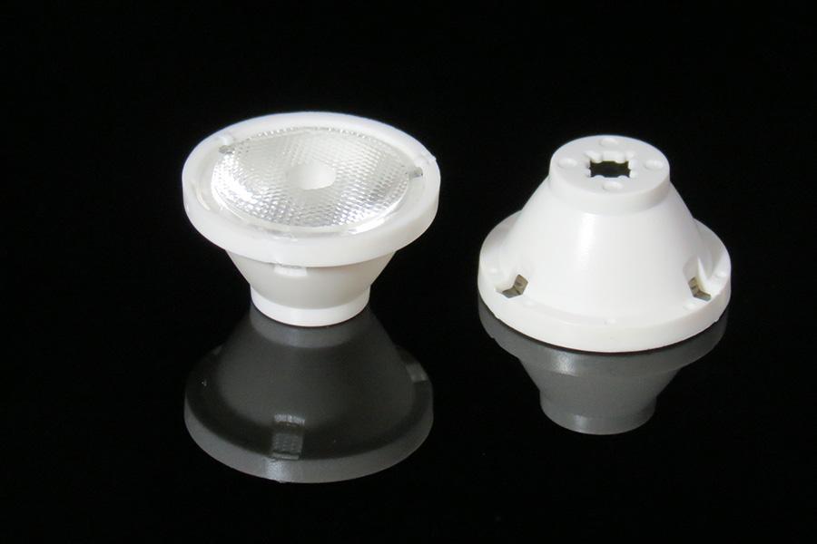 LL01CR-AAT25FW车展灯透镜
